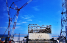 Dust-sampling Opening of Reactor Building of Unit 1, Fukushima Daiichi Nuclear Power Station