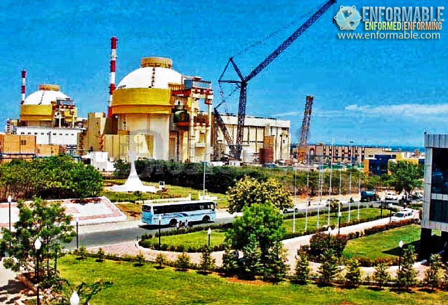 Koodankulam Power plant