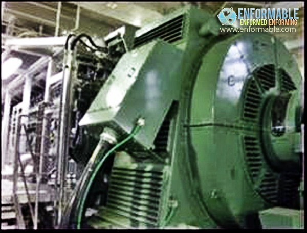 Unit 6 High Pressure Core Spray System diesel generator (Reactor building B1F)