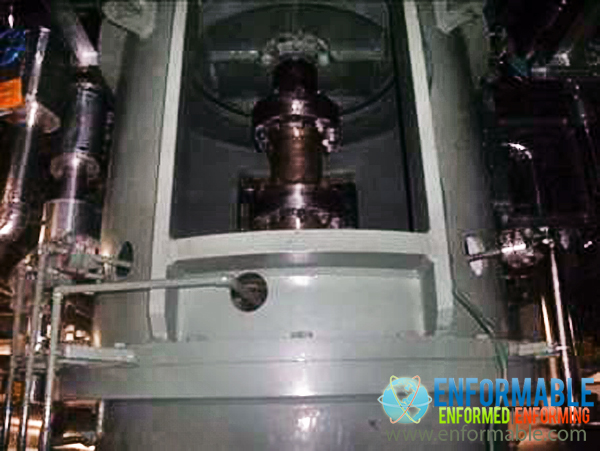 Unit 6 Low Pressure Core Spray System pump (Reactor building B2F)