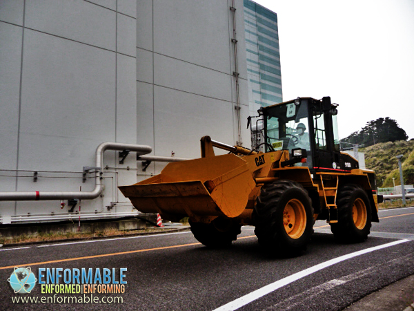 Wheel Loader (pictured on October 13, 2011)
