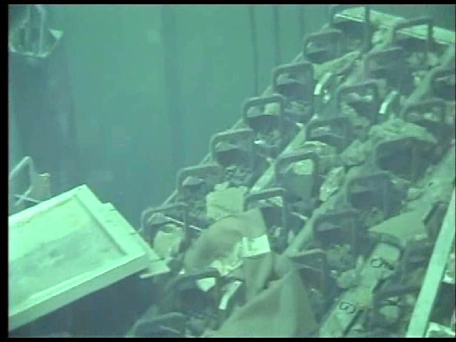 Video of reactor 4 spent fuel pool shows potential damage for Show pool status