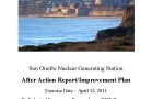 San Onofre Nuclear Generating Station After Action Report-Improvement Plan  Exercise Date – April 12 2011_Page_03