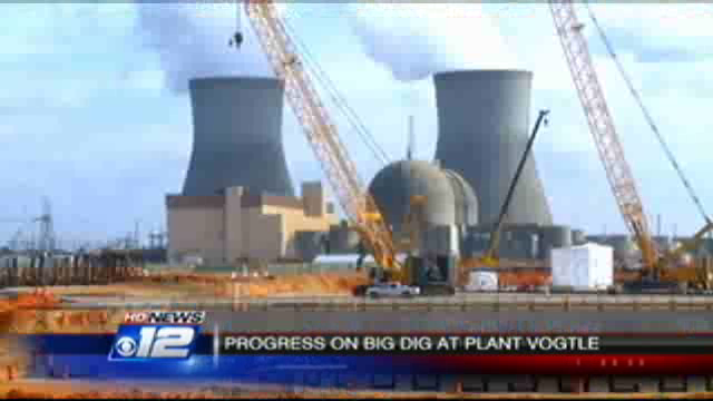 Vogtle Construction