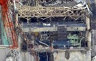 Fukushima Daiichi February 2012 - Reactor 3 and 4 Comparison