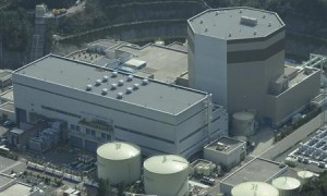 File photo of Japan Atomic Power Co.&#039;s Tsuruga Nuclear Power Plant No.2 reactor in Tsuruga, Fukui Prefecture