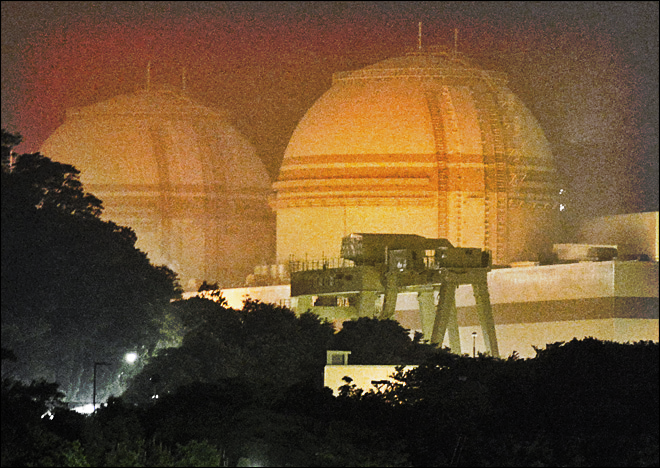 Ohi Nuclear Power Plant Units 3 and 4