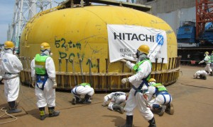Fukushima Daiichi Reactor 4 - Photos courtesy of TEPCO (6)