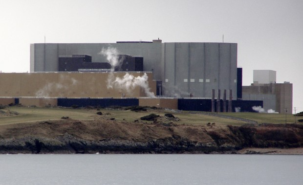 Wylfa Nuclear Power Plant