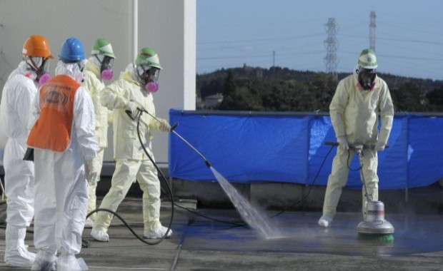 Fukushima Decontamination