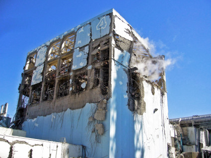 Fukushima Daiichi - Unit 4 - March 18th, 2011 - 1014 - 1 - Enformable