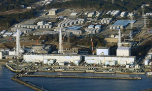TEPCO Fukushima Daiichi Nuclear Power Plant in Japan March 2013