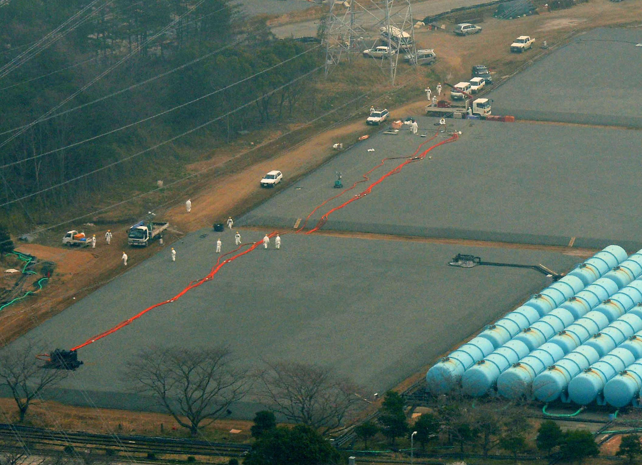 Meanwhile In Fukushima: Multiple Leaks, Radiation Soars To 1.8 Sieverts/hr
