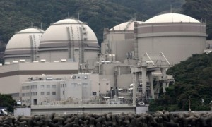 Ohi Nuclear Power Plant - Japan