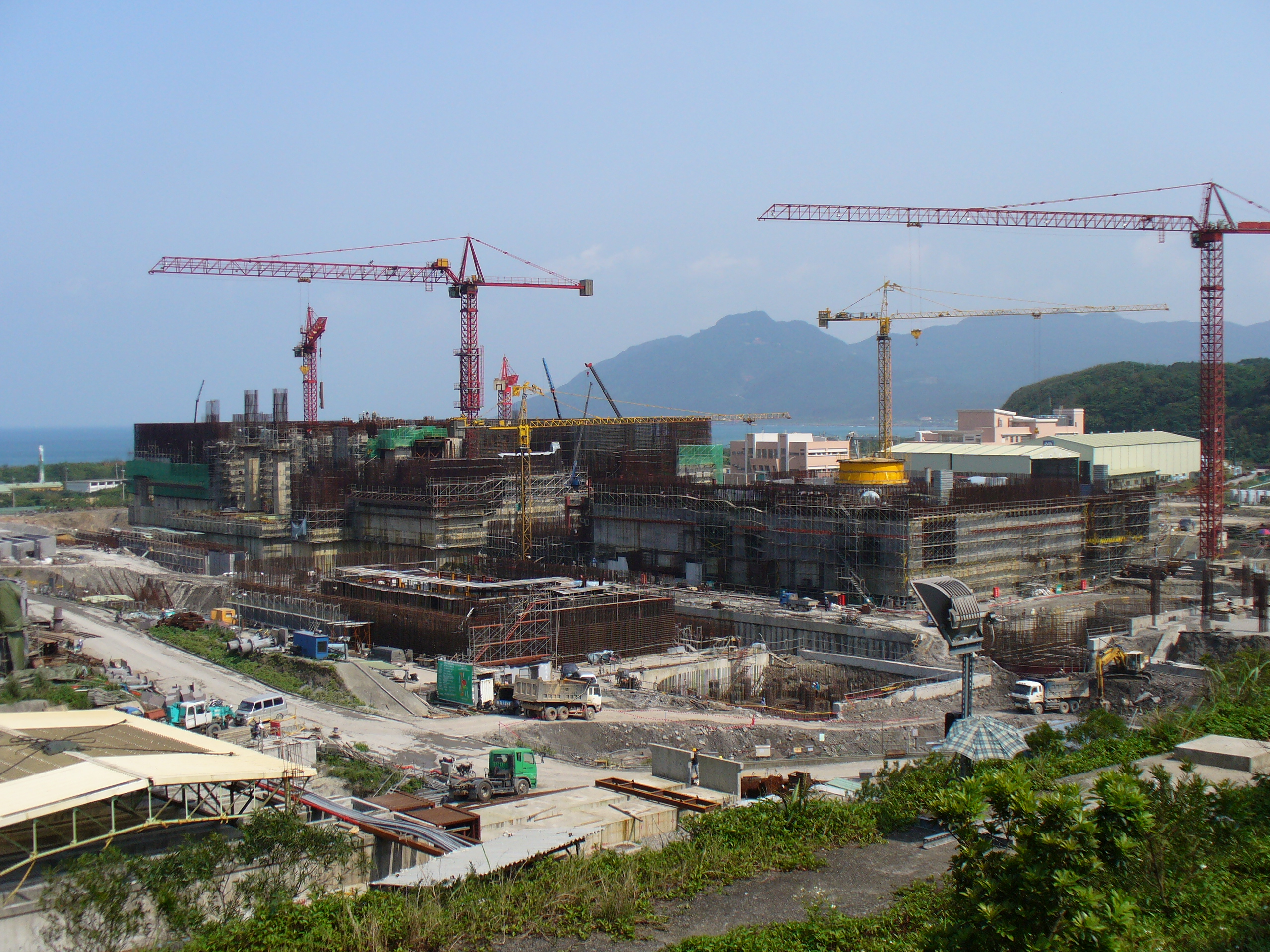 Lungment Nuclear Power Plant - Taiwan