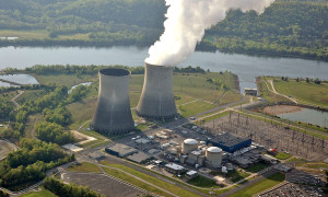 Image: Watts Bar Nuclear Plant in Spring City, Tenn