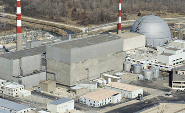 Dresden Nuclear Power Plant
