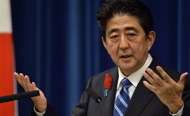 Shinzo Abe - October 6th