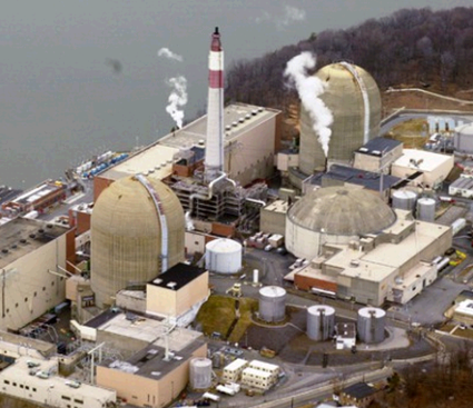 Indian Point Nuclear Power Plant - NY