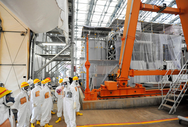 ALPS system brought back online at Fukushima Daiichi | Enformable