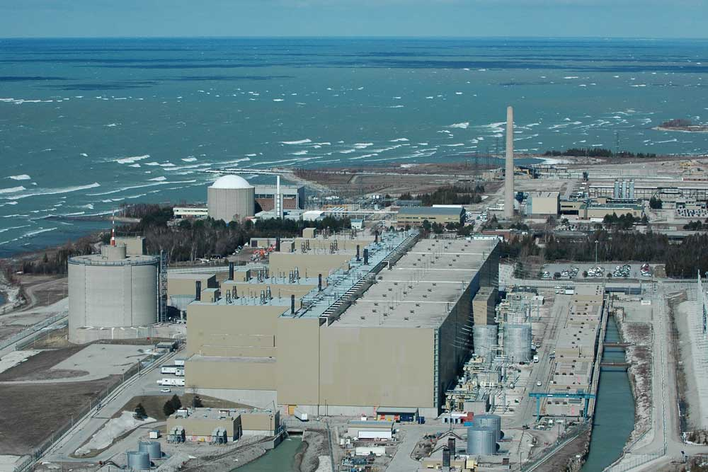 Canada set to raise liability for nuclear operators from $75 million to $1 billion