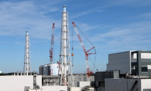 Fukushima Dai-Ichi Nuclear Power Plant Media Tour