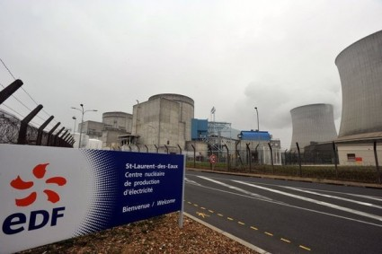 EDF Nuclear Power Plant