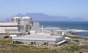 Koeberg nuclear power plant - South Africa