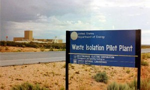 Waste Isolation Pilot Plant - New Mexico