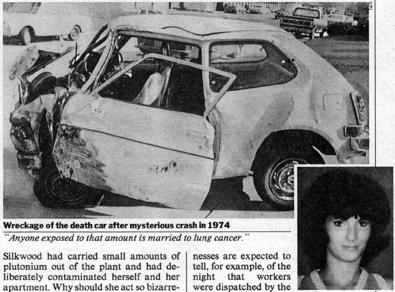 Gerry Spence and Karen Silkwood - Part 1 - Compensation for radiation injury