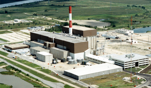 Supervisor at Lasalle nuclear power plant fails fitness for duty test