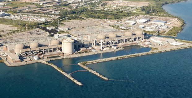 Pickering Nuclear Power Plant - OPG
