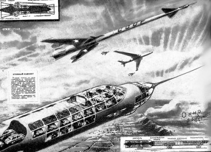 russian atomic aircraft