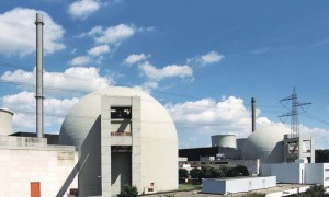 Biblis Nuclear Power Plant - Germany