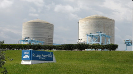 Saint Lucie Nuclear Power Plant